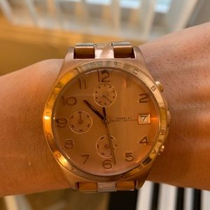 Used Marc Jacobs Watch with the Original Box